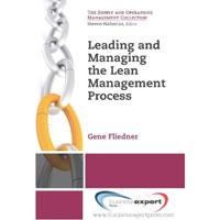 Book review of 'Leading and managing the lean management process' by Gene Fliedner