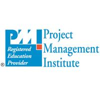 The Project Management Institute's Registered Education Provider logo (PMI R.E.P.)