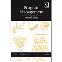 Program Management, a book by Michel Thiry