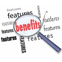 Benefits should be tracked throughout the project