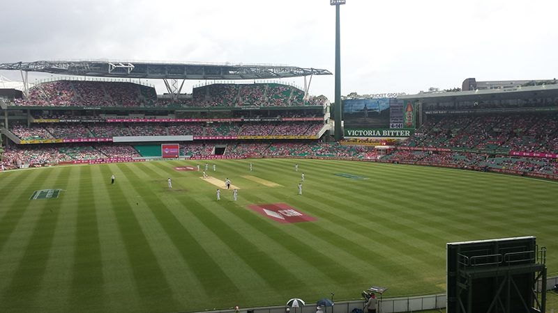 The Ashes Day 3 (SCG, 2014) Photo by Adeline Teoh