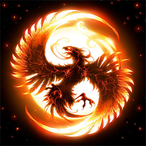 Phoenix by uchiha_fan at alphacoders.com