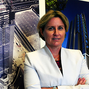 Sharon Warburton Brookfield Multiplex Fortescue Telstra Businesswoman of the Year