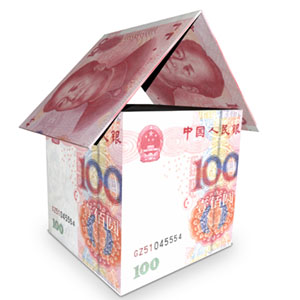 Chinese money construction